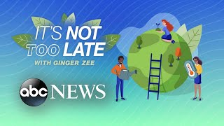 'It's Not Too Late' with Ginger Zee: 'Trillion dollar' mega disaster