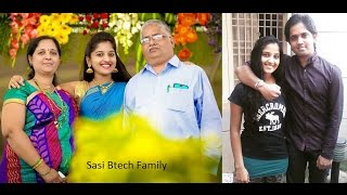 Sasirekha Parinayam Serial Actress Meghana Lokesh Family Video