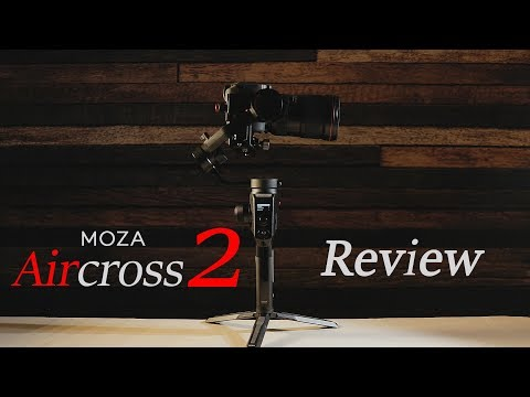 Moza Aircross 2 Review - A Perfect Gimbal ... Almost!