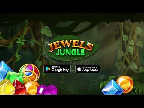 Jewels Jungle : Match 3 Puzzle _ Video Landscape1 15s