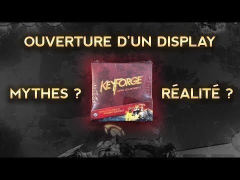 #KEYFORGE, mythes et réalités sur le contenu d'un display