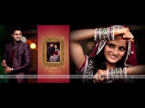WEDDING ALBUM DESIGN (INDIAN)