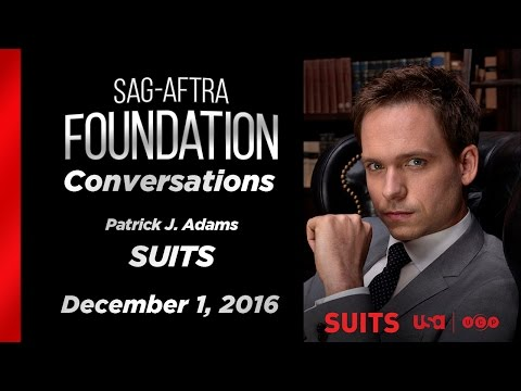 Conversations with Patrick J. Adams of SUITS