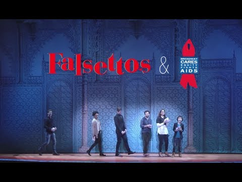 Broadway Cares and Falsettos - Live in Theatres