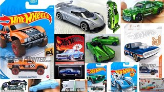 "New 2021 Hot Wheels! New ""Dekotora"" Truck New Pics Pagani STH! All 2020 id Chases! Mustang RLC!"