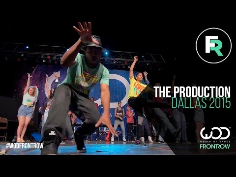 The Production  World of Dance Dallas   FRONTROW  WODDALLAS