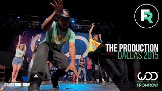 The Production | World of Dance Dallas 2015 | FRONTROW | #WODDALLAS2015