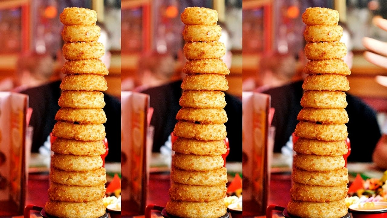 How To Make Onion Rings Restaurant Style Onion Rings Recipe