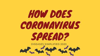 What is Coronavirus? How does it spread?