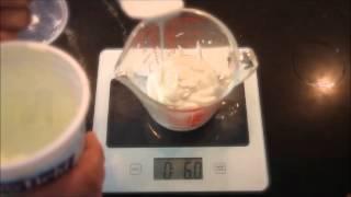homemade yugort with cuisinart cym 100
