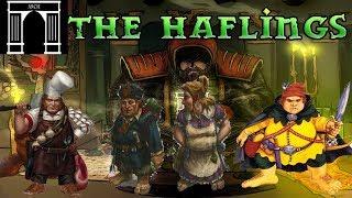 Warhammer Lore! The Halflings!
