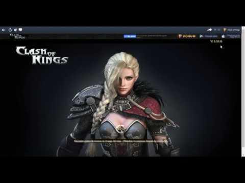 Cómo Jugar Clash Of Kings Desde PC