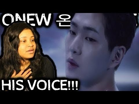 REACTION TO ONEW 온유 'Blue' MV