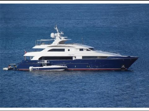 Luxury Yacht LADY LEILA 132' Horizon Tri-Deck offered for sale by RJC Yacht Sales & Charter