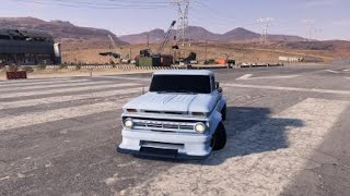 Need for Speed Payback tuneando el CHEVROLET C10 STEPSIDE PICKUP