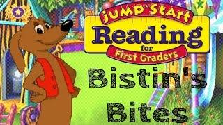 Jumpstart Reading for 1st Grade - Bistin