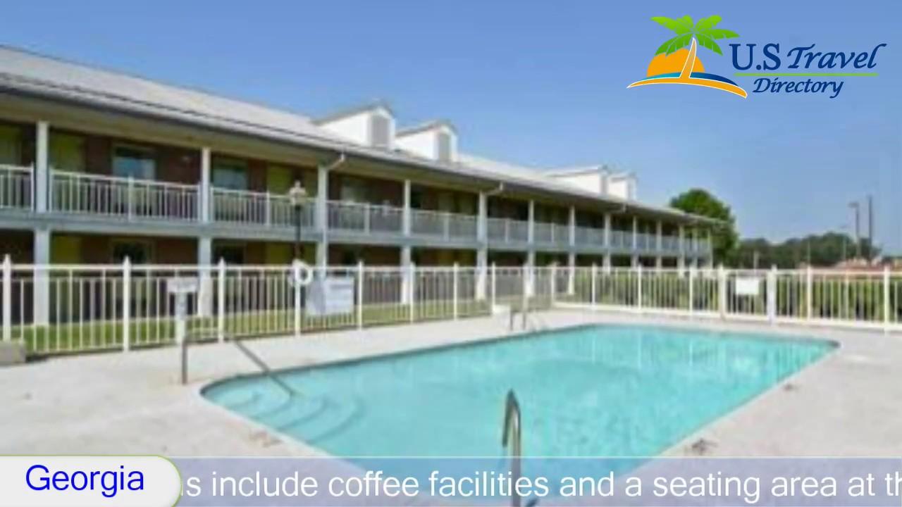 Villa South Motor Inn Sandersville Hotels Georgia