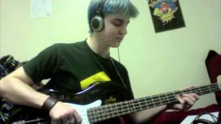Bette Davis Eyes (Covered on Live from Abbey Road) -- Brandon Flowers (Bass Cover)