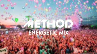 ENERGETIC DRUM & BASS MIX 2021 - LIVE SET by METHOD (ft. Koven, Wilkinson, Dimension, Netsky & more)