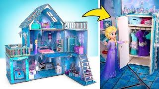 Nữ Hoàng Elsa Của Disney Chuyển Vào Ngôi Nhà Huyền Ảo Khổng Lồ!