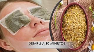 Los hinchados ojos bolsas Cómo de usar té para