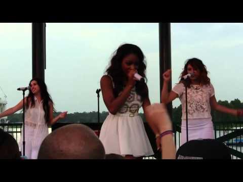 Fifth Harmony - Tellin' Me 7/25/13