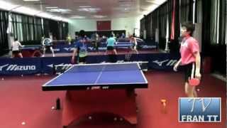 Table Tennis - China Guangdong Training Center