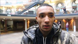 ZELFA BARRETT: WEIGHED IN AND READY FOR ENGLISH TITLE FIGHT AGAINST CHRIS CONWELL
