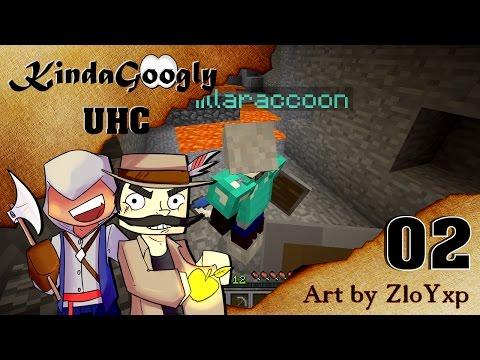 [02] Minecraft UHC - KindaGoogly - Mental notes