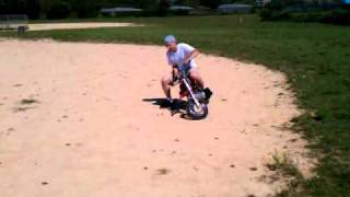 70cc mini dirt bikes
