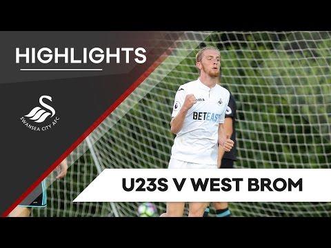 Swans TV - U23S V WEST BROM HIGHLIGHTS