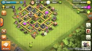 Clash of clans ( friends challenge)