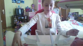 оригами лебедь как сделать лебедя