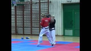 13.02.2008 r. - Przygotowania kadry Taekwondo