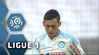 Olympique de Marseille - Angers SCO (1-2)  - Résumé - (OM - SCO) / 2015-16
