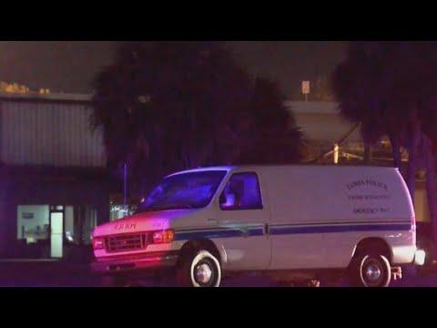 Deadly pedestrian hit-and-run crash closes EB Adamo Dr. in Tampa