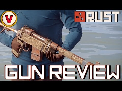 RUST GUN REVIEW - Semi Auto Rifle