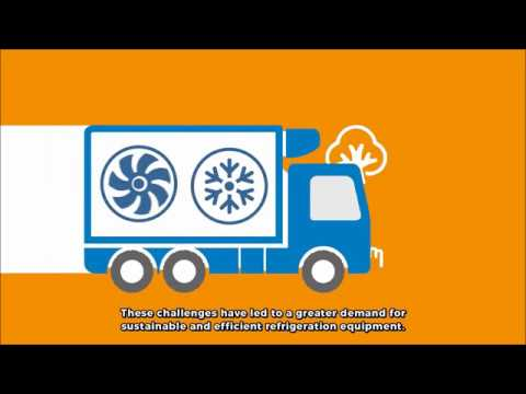 Carrier Transicold – Engineless Technology