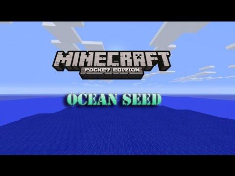Massive Ocean Seed[0.16.0]-Minecraft PE
