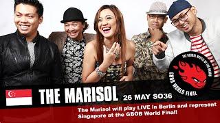 The Marisol, representing Singapore :: GBOB World Final, Berlin 2016