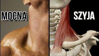 Męski wygląd sylwetki - lepszy trening szyi i karku