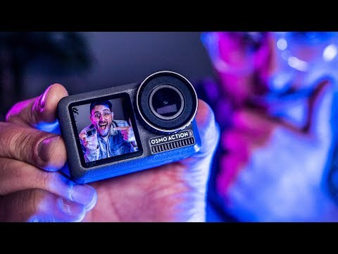 DJI OSMO ACTION REVIEW! SHOULD YOU BUY ONE??