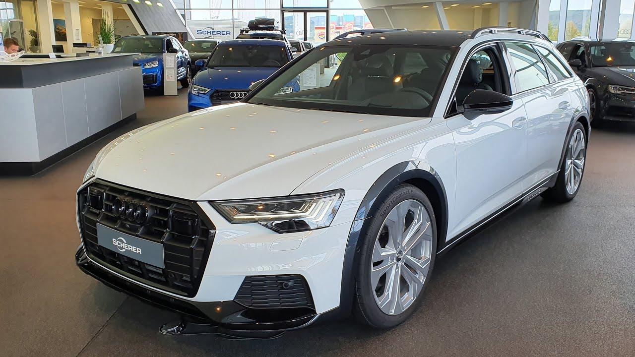2020 Audi Allroad Research New