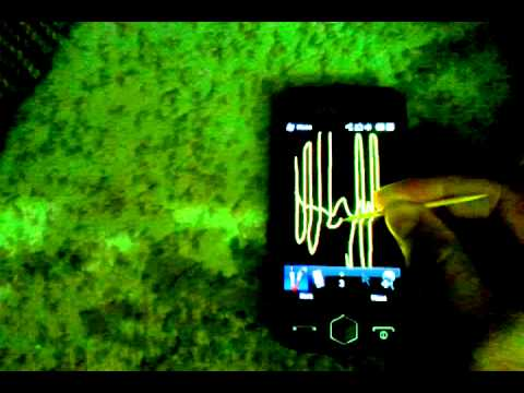 Samsung omnia ii, i8000 touch problem