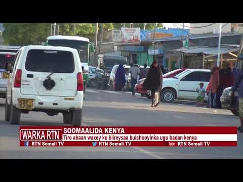 RTN TV: Labaatan sano kadib, Soomalida waxa ay noqon doonaan qowmiyadda 4aad ee Kenya ugu badan.