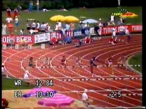 1989, European Junior Athletics Championships, Varazdin, Yugoslavia, Part 1