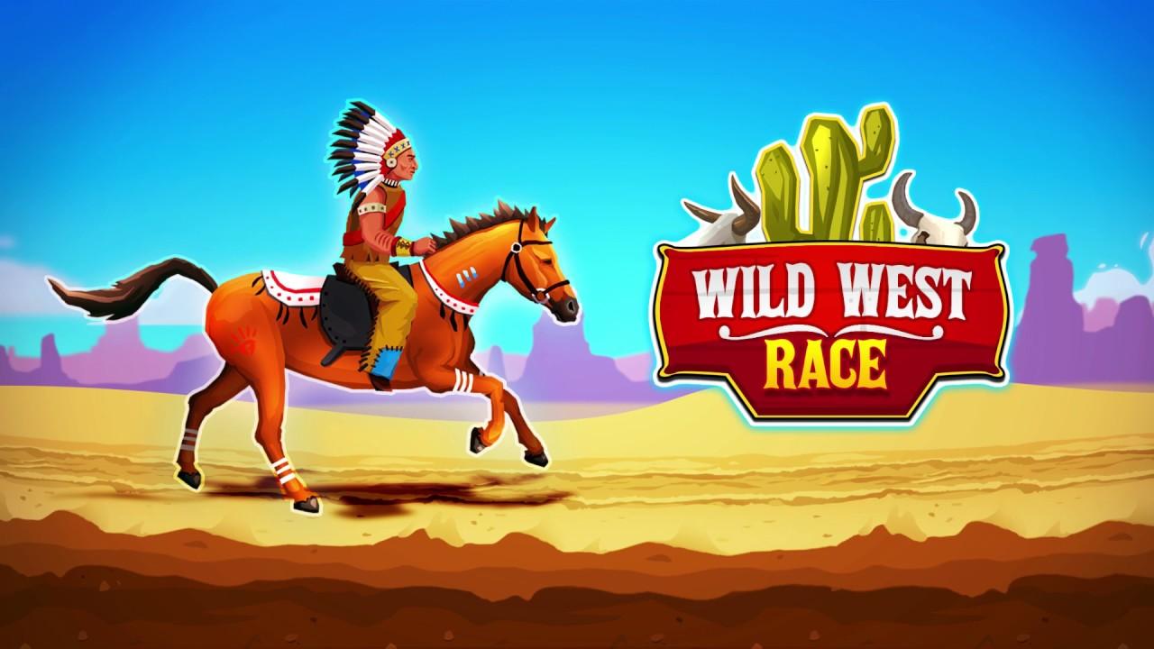 Resultado de imagem para Wild West Race