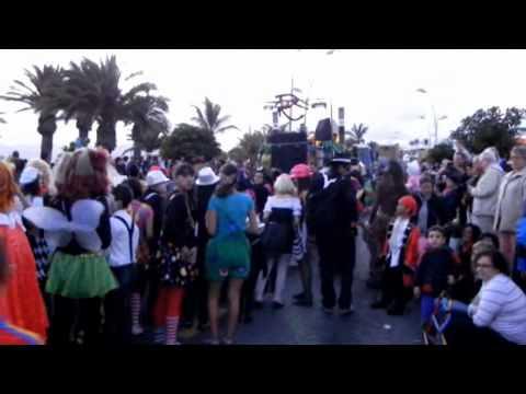 Contenido Multimedia del coso de Carnaval de Puerto del Carmen 2011