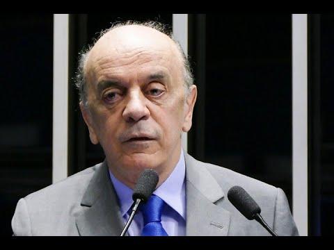 José Serra destaca importância da UNE na retomada do debate sobre o Brasil entre a juventude