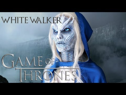 White Walker SFX Makeup / Game of Thrones